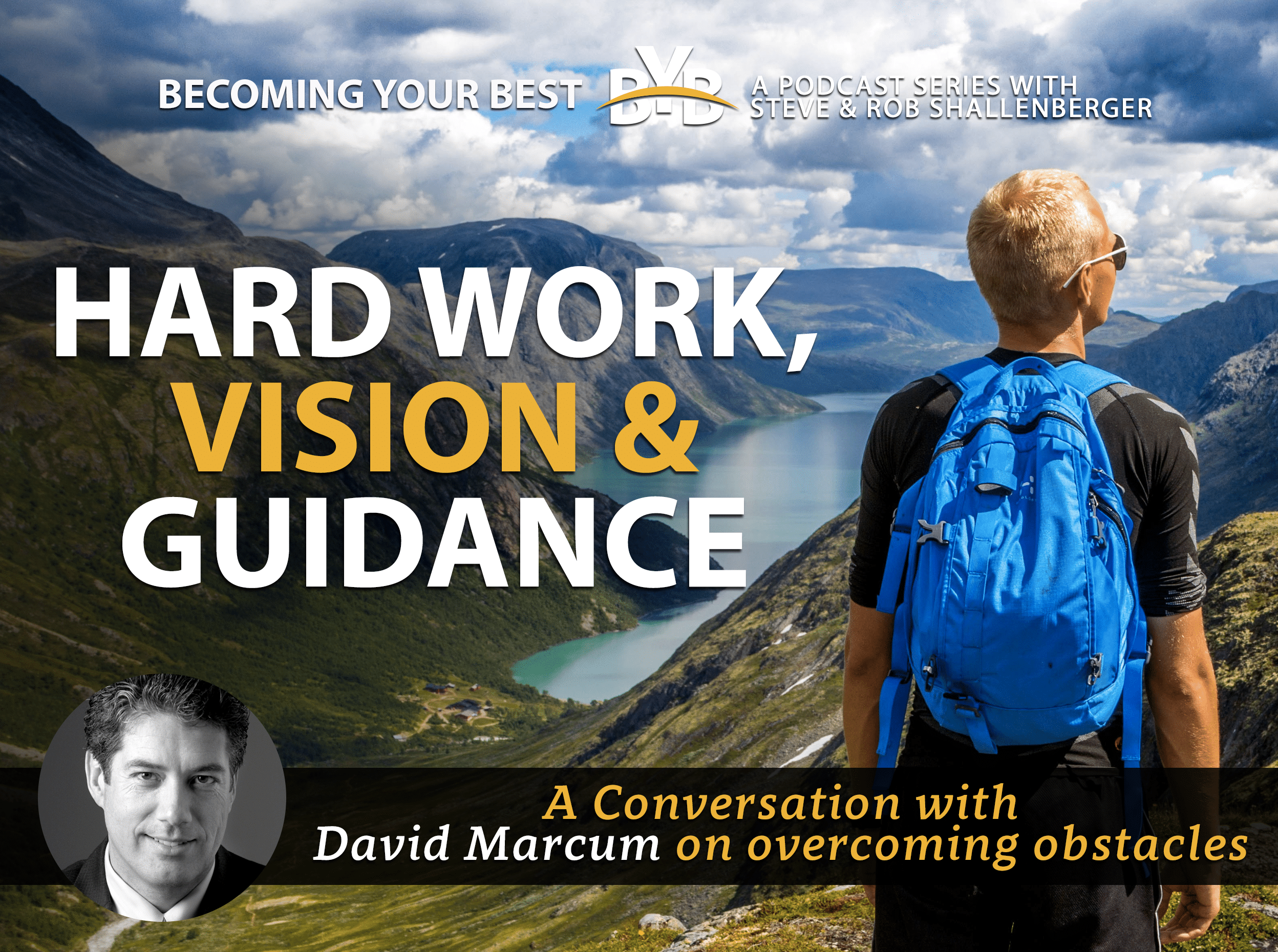 Hard Work, Vision, and Guidance | A Conversation with ...