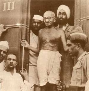 Gandhi-sugar