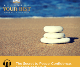 The Secret to Peace, Confidence, Success and Trust -SocialMedia-800x800