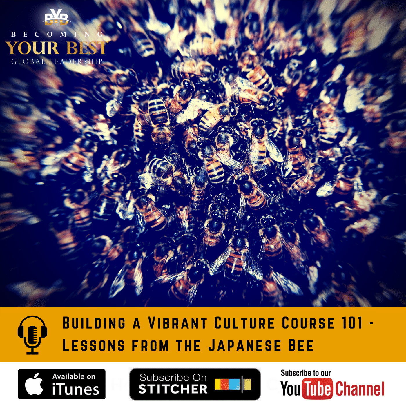 Building a Vibrant Culture Course 101 – Lessons from the Japanese Bee