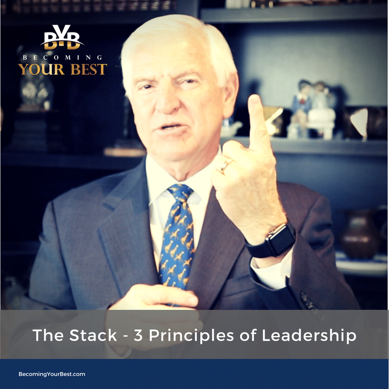 The Stack – 3 Principles of Leadership