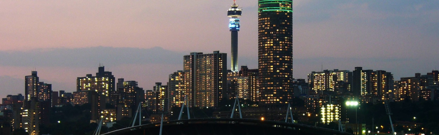 Three Life-Changing Days in the  Johannesburg, the City of Gold!