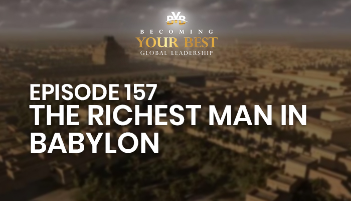 Episode 157 – The Richest Man in Babylon