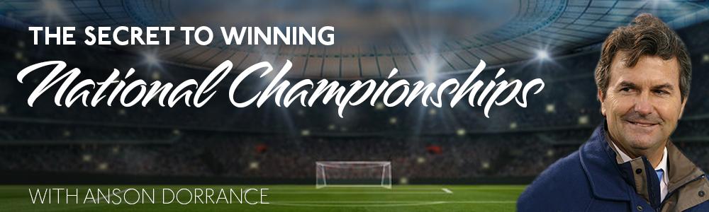 Episode 15: The Secret To Winning 22 National Championships!