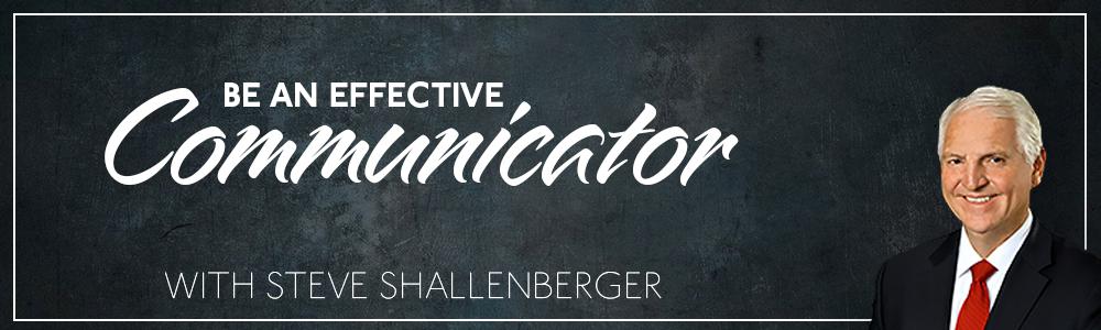 Episode 19: Be An Effective Communicator