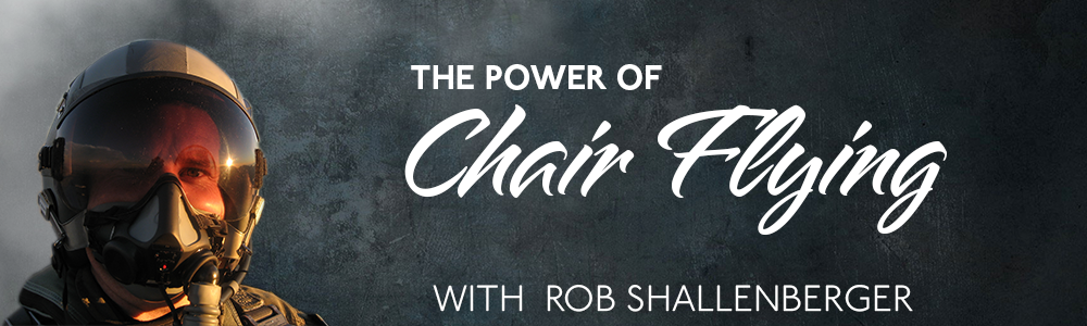 Episode 26: The Power of Chair Flying