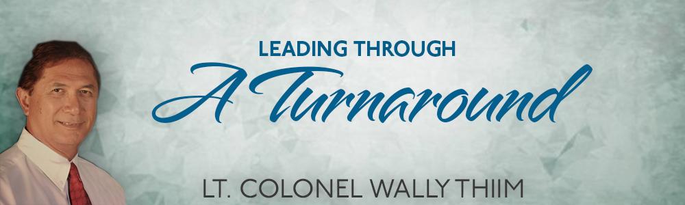 Episode 27: Leading through a Turnaround
