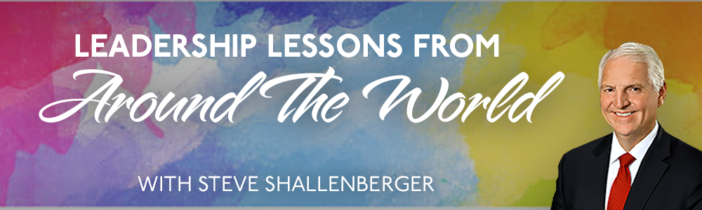 Episode 31: Leadership Lessons From Around The World