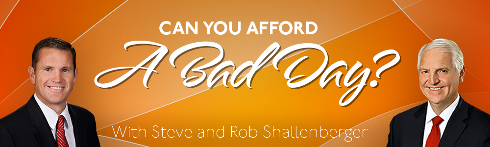 Episode 6: Can You Afford A Bad Day?